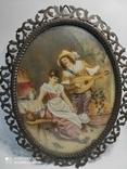 Пара старых миниатюр, фото №5