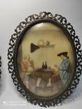 Пара старых миниатюр, фото №6