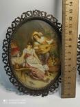 Пара старых миниатюр, фото №10