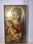 Ікона «Діва Марія з немовлям Ісусом», фото №3