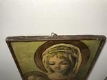 Ікона «Діва Марія з немовлям Ісусом», фото №5