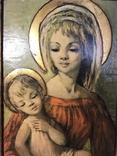 Ікона «Діва Марія з немовлям Ісусом», фото №8