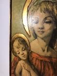 Ікона «Діва Марія з немовлям Ісусом», фото №10