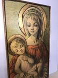 Ікона «Діва Марія з немовлям Ісусом», фото №11