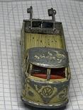 Corgi  Volkswagen Racing Club Model Rescue Truck Made in Gt Britain, фото №6