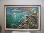 Кущ.В.Н. Исус на море., фото №2
