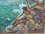 Кущ.В.Н. Исус на море., фото №7