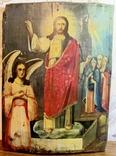 Икона Воскресение Христово 21.5х29см, фото №7