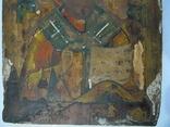 Икона Николай Чудотворец 31х25 см., фото №4