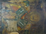 Икона Николай Чудотворец 31х25 см., фото №9