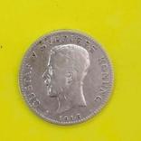 Швеція 1 крона, 1916р. Срібло., фото №2