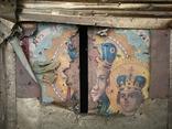 Богородиця в кіоті 50х60см, фото №9