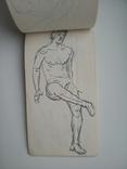Блокноти з записами і малюнками художника Чалий, фото №3