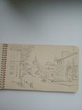 Блокноти з записами і малюнками художника Чалий, фото №4