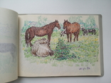 Блокноти з записами і малюнками художника Чалий, фото №6