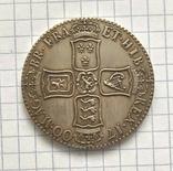 Английская монета. 1700 год. Реплика, фото №3