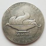 Германия. Третий Рейх. Deutch die saar 1935 г. Копия, фото №3