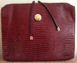 Брендовый чемоданчик-косметичка-футляр с ручкой Estee Lauder. 32/ 27/10 см, фото №2