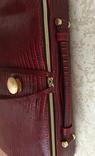 Брендовый чемоданчик-косметичка-футляр с ручкой Estee Lauder. 32/ 27/10 см, фото №5