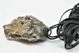 Підвіска із залізного метеорита Campo del Cielo, із сертифікатом автентичності, фото №5