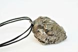 Підвіска із залізного метеорита Campo del Cielo, із сертифікатом автентичності, фото №6