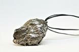 Підвіска із залізного метеорита Campo del Cielo, із сертифікатом автентичності, фото №7