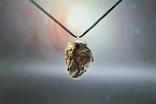 Підвіска із залізного метеорита Campo del Cielo, із сертифікатом автентичності, фото №10