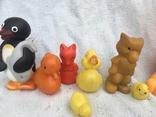Пластмассовые игрушки, фото №3