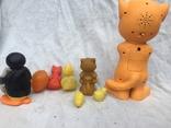 Пластмассовые игрушки, фото №6