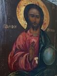 Икона Спас Вседержитель, фото №4