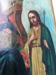 Икона Спас на троне, фото №5