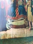 Икона Спас на троне, фото №6