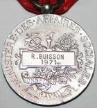 """Серебрянная медаль почёта""""Министерства соцобеспечения"""" (Франция), фото №6"""