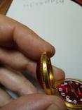 Часы кулон заря ay5, фото №12