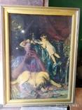 Репродукция В мастерской художника, фото №2