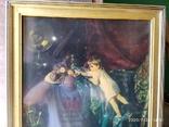 Репродукция В мастерской художника, фото №3