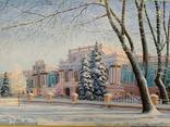 "Картина маслом на холсте ""Мариинский дворец"", фото №2"