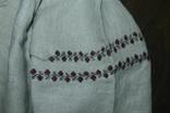 Сорочка вышиванка старинная №38, фото №4