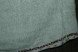 Сорочка вышиванка старинная №39, фото №8