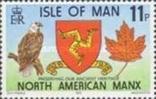 О-в Мэн 1978 герб, фото №2