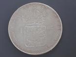 1 крона, Швеция, 1967 год, серебро 0.400 пробы, 7 грамм, фото №2