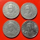 20 злотых 1974, 1976 - 4 шт. Одним лотом., фото №2