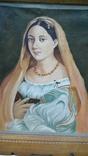 Женский портрет, маслом на холсте, 37 х 28 см, из Германии, фото №3