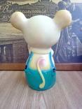 Игрушка резиновая мышь с сыром, цена 4 р.10 коп. СССР, фото №6