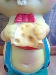 Игрушка резиновая мышь с сыром, цена 4 р.10 коп. СССР, фото №8