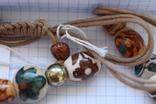 Бусы с керамики, фото №2