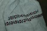Сорочка вышиванка старинная №40, фото №5
