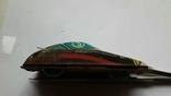 Машинка СССР стрела металическая, фото №3