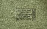 Закарпатская школа. Эрдели А. раз. 120 х 120 см. холст масло 1930 гг. Пейзаж с водой., фото №7
