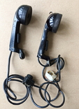 Радиодетали разные, гарнитура к радиостанциям ссср., фото №4